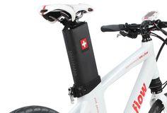Flow E-Bike by Fairly Bike