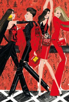 VOGUE JAPAN by Jordi Labanda, via Behance