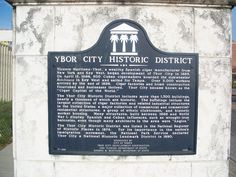 ybor city - tampa florida
