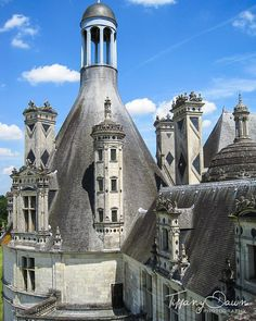 Château de Chambord France Travel Photography Print by Tiffany Dawn Photography - Find me on Instagram & Facebook! @TiffanyDawnPhotography
