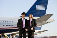Throughout the month of October, which is National Breast Cancer Awareness Month, US Airways employees will show their support of breast cancer programs through special BE PINK uniform pieces and Making Strides Against Breast Cancer walks in Charlotte, N.C., Philadelphia, Phoenix and Washington, D.C.