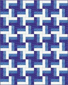 Fence Quilt Pattern Designs / Easy Beginner Quilt Pattern Rail Fence quilt - pinwheel layout - a variety of rail fence designsRail Fence quilt - pinwheel layout - a variety of rail fence designs Strip Quilt Patterns, Jelly Roll Quilt Patterns, Beginner Quilt Patterns, Strip Quilts, Quilting For Beginners, Pattern Blocks, Quilt Blocks, Quilting Patterns, Layout