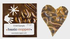 Working with Copper Sheet in Arts & Crafts- Belinda Spiwak