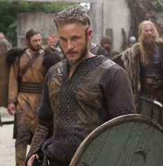 Travis fimmel on vikings
