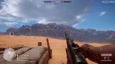 Battlefield 1 - What holding E feels like