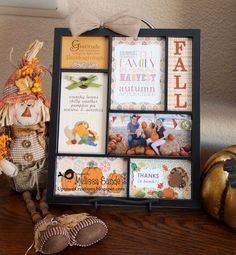 Uptown Creations- Stampin' Up! Independent Demonstrator: Fall Printers Tray