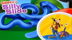 Mickey Mouse Clubhouse - Goofy's Silly Slide - Goofy's Clubhouse Slide