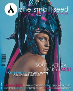 One Small Seed Issue 19  The South African Pop Culture Magazine.