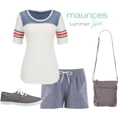 What to wear: Staycation by maurices on Polyvore featuring maurices
