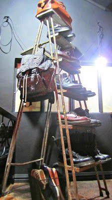 brandylovesvintage: diy: 650 pesos closet-to-multi-functional space makeover