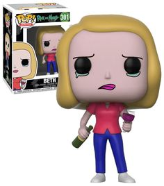 Funko POP! Animation Rick And Morty Series 3 #301 Beth (With Wine) - New, Mint Condition.   http://www.ebay.com.au/itm/Funko-POP-Animation-Rick-And-Morty-Series-3-301-Beth-With-Wine-New-Mint-/332457171400 OR http://www.supportivepc.com   #Funko #FunkoPop #RickAndMorty #Collectibles