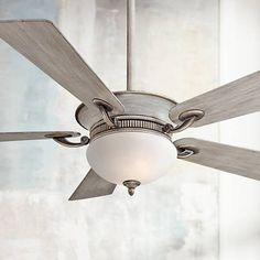 52 Minka Aire Delano Driftwood Ceiling Fan