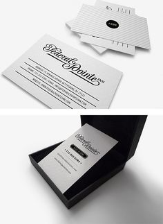 Federal Pointe Inn Identity by Miklós Kiss – Inspiration Grid | Design Inspiration