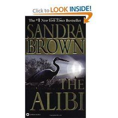 The Alibi -- Sandra Brown