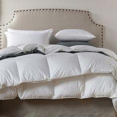 Joss and Main down comforter and mattress pad