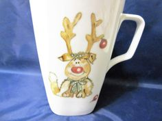 Hand Painted Coffee Cup, Coffee Mug, Ceramic Mug, Porcelain Cup by PorcelainChinaArt on Etsy