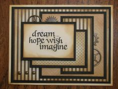 Steampunk Mojo by hejanderson - Cards and Paper Crafts at Splitcoaststampers
