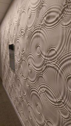 Ondulación Ilusión Liquid Muro