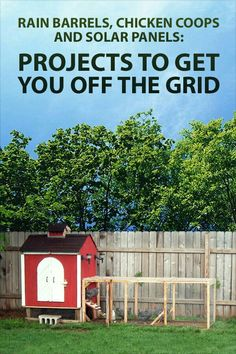 Off the grid Instructables