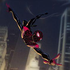 Spider-Man - Eric Meister