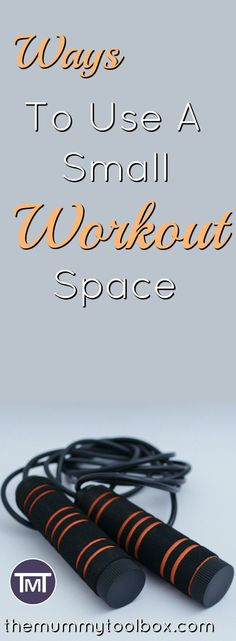 Unless you have a home gym you need to make do with a small workout space and here are the tips, tricks and exercises you can use to do it. #exercise #HIIT #budgetfriendly #smallworkoutspace #workout #fitfam