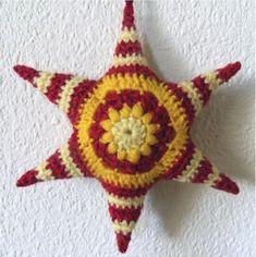 El patrón original es de Daniela Herbertz, traducido y publicado en hastaelmonyo.com