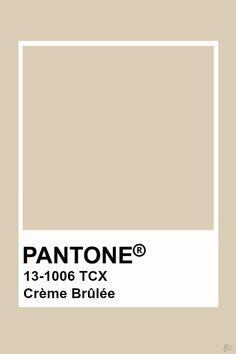 Color for next season 💙💜 Pantone Swatches, Color Swatches, Pantone Colour Palettes, Pantone Color, Creme Color, Beige Color, Colour Pallete, Colour Schemes, Brown Pantone