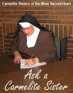 Ask a Carmelite: Meditation and Contemplation...What's the Difference?
