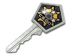 CS: GO - Case Key (Steam)