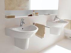 keramag flow by hadi teherani flie ende akzente im bad keramische produkte mit betont. Black Bedroom Furniture Sets. Home Design Ideas