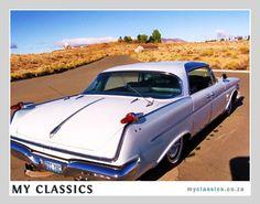 1962 Chrysler imperial classic car
