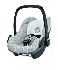 Maxi Cosi Pebble Group 0+ Car Seat-Graphic Crystal