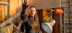 X-Men: Apocalipse – Sophie Turner fala sobre as inspirações para sua Jean Grey!