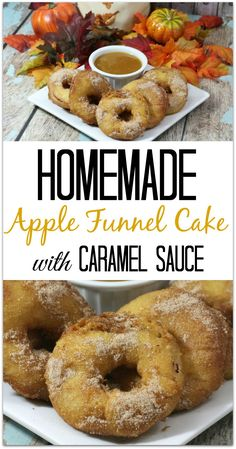 This homemade apple rings recipe will be the hit of your fall party or school event! Apples are such a popular food in the fall, but we love them all year long! You will want to add this to your list of favorite recipes!