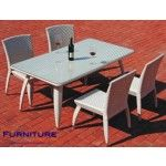 TOSH Furniture - Dining Set - TOS-GW3015SET  SPECIAL PRICE: $1,330.00