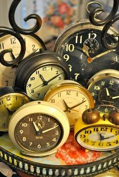 Greeker than the Greeks: What time is it?