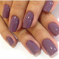 False nails have the advantage of offering a manicure worthy of the most advanced backstage and to hold longer than a simple nail polish. The problem is how to remove them without damaging your nails. Marriage is one of the… Continue Reading → Mauve Nail Polish, Mauve Nails, Nail Polish Colors, Nexgen Nails Colors, Polish Nails, Toe Nail Colours, Pastel Colors, Dark Nude Nails, Shellac Nails Fall