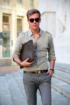 Casual. Menstyle