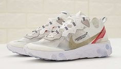 47630c8bf8a6 Undercover Nike React Element 87 Release Date - Sneaker Bar Detroit