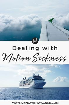 Whether traveling by train, plane, car, or boat, dealing with motion sickness is no fun! Learn how to combat motion sickness and identify motion sickness triggers in order to cope with motion sickness! #motionsickness on your next trip #traveltips #healthytravel