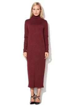Fashion Days - ИЗБРАНИ ПРОДУКТИ ЗА ВАС - Burgundy Red Dress