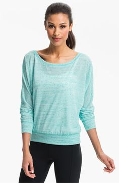 Alo Dolman Sleeve Top available at #Nordstrom