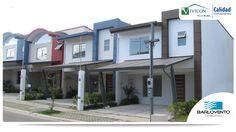 En Barlovento Condominio usted encontrará variedad de modelos de   casa con una coherencia arquitectónica en fachadas que dan armonía al proyecto. Visite www.barlovento.cr y conozca más de nuestros diseños.
