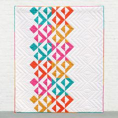 Stephanie: Quilt Theory Pattern Release: Skydust Quilt