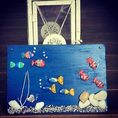 Deniz, balık... içimiz ısınsın biraz nerede boyle deniz, kacsak bu soguklardan  @tashveotesi #tashveotesi #like #life #follow #rocks #handmade #elemegi #hobi #tasart #tasboyama #rockpainting #stoneart #rockpaint #stonepainting #tasdunyasi #art #taslar #cute #followme #tas #life #aquarium #fish #sea #akvaryum #deniz #balık