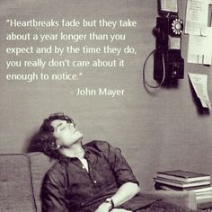 I Love You Quotes John Mayer : ... John Mayer is a poet on Pinterest John Mayer, John Mayer Quotes and