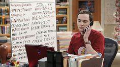 """The Big Bang Theory"": Sheldon persegue atores de ""Star Wars"""