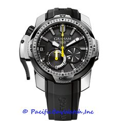 Graham Chronofighter Prodive 2CDAV.B02A