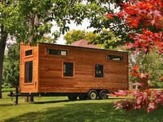 Are you wondering where to buy a tiny house? EcoCabins has many tiny house listings that are available for purchase today. Contact us to learn more. Cheap Tiny House, Buy A Tiny House, Tiny Houses For Sale, Tiny House On Wheels, Tiny House Design, Tiny House Plans Free, Mini Houses, Small Houses, Colorado Springs