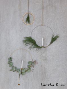 DIY Kränze binden mit Eukalyptus